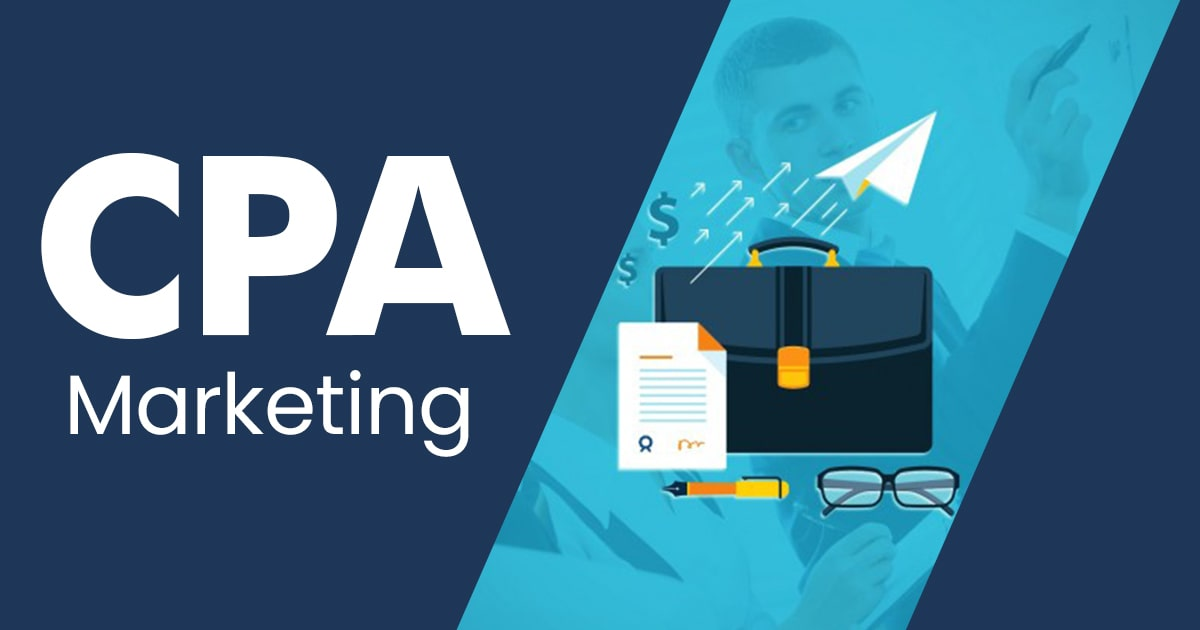 How does affiliate CPA marketing work